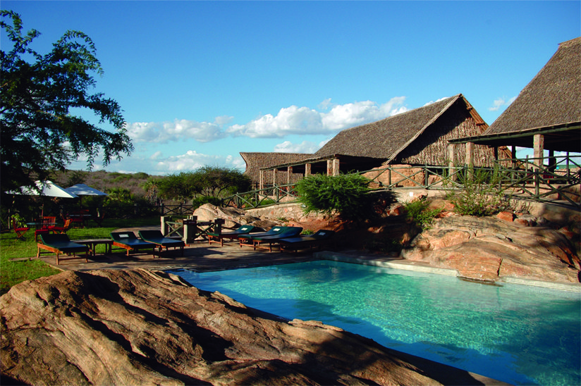 VOI WILDLIFE LODGE. - Africa Easy Go Safaris Kenya